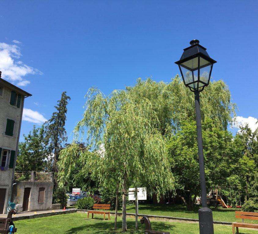 VILLENEUVE – Centre ville