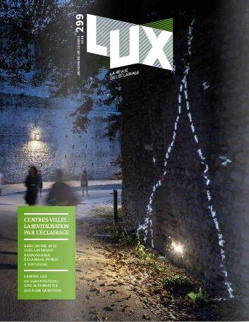 Première de couverture Lux